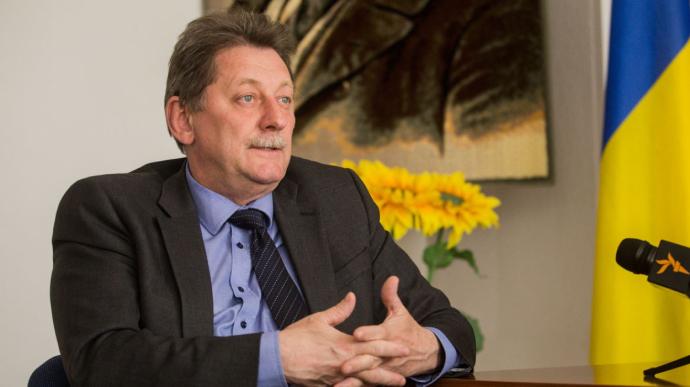 Посол Украины в Беларуси вернулся на работу в Минск