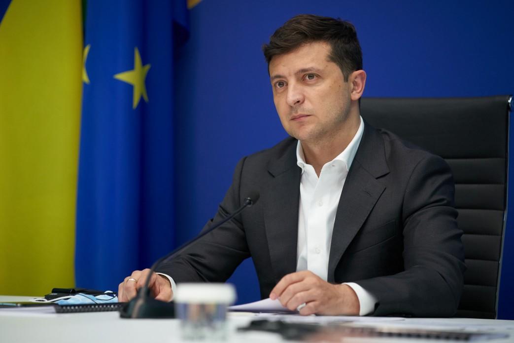 Украина требует полноправного членства в ЕС, – Зеленский