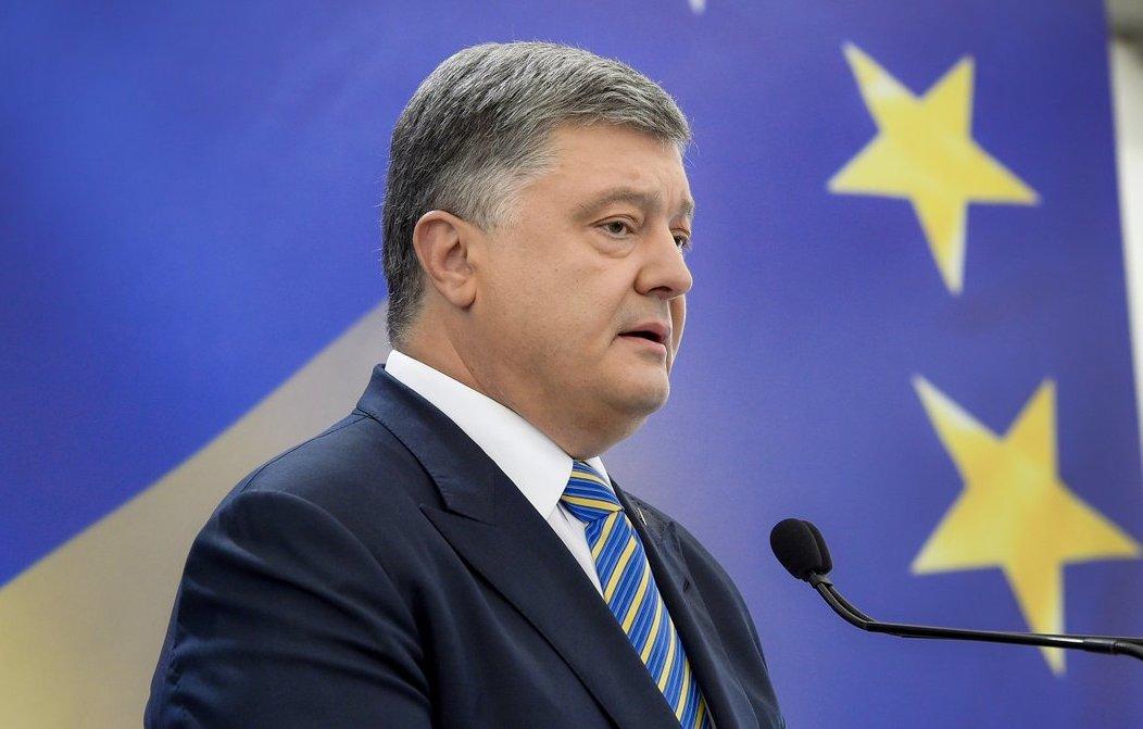 Порошенко считает капитуляцией результаты заседания ТКГ с участием Кучмы