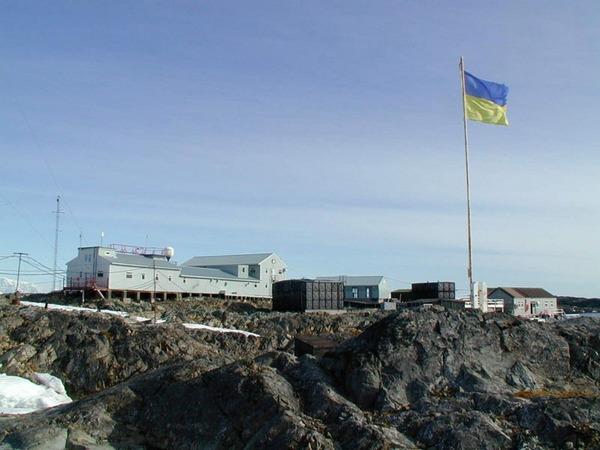 В Антарктиде завершилось голосование на выборах президента Украины