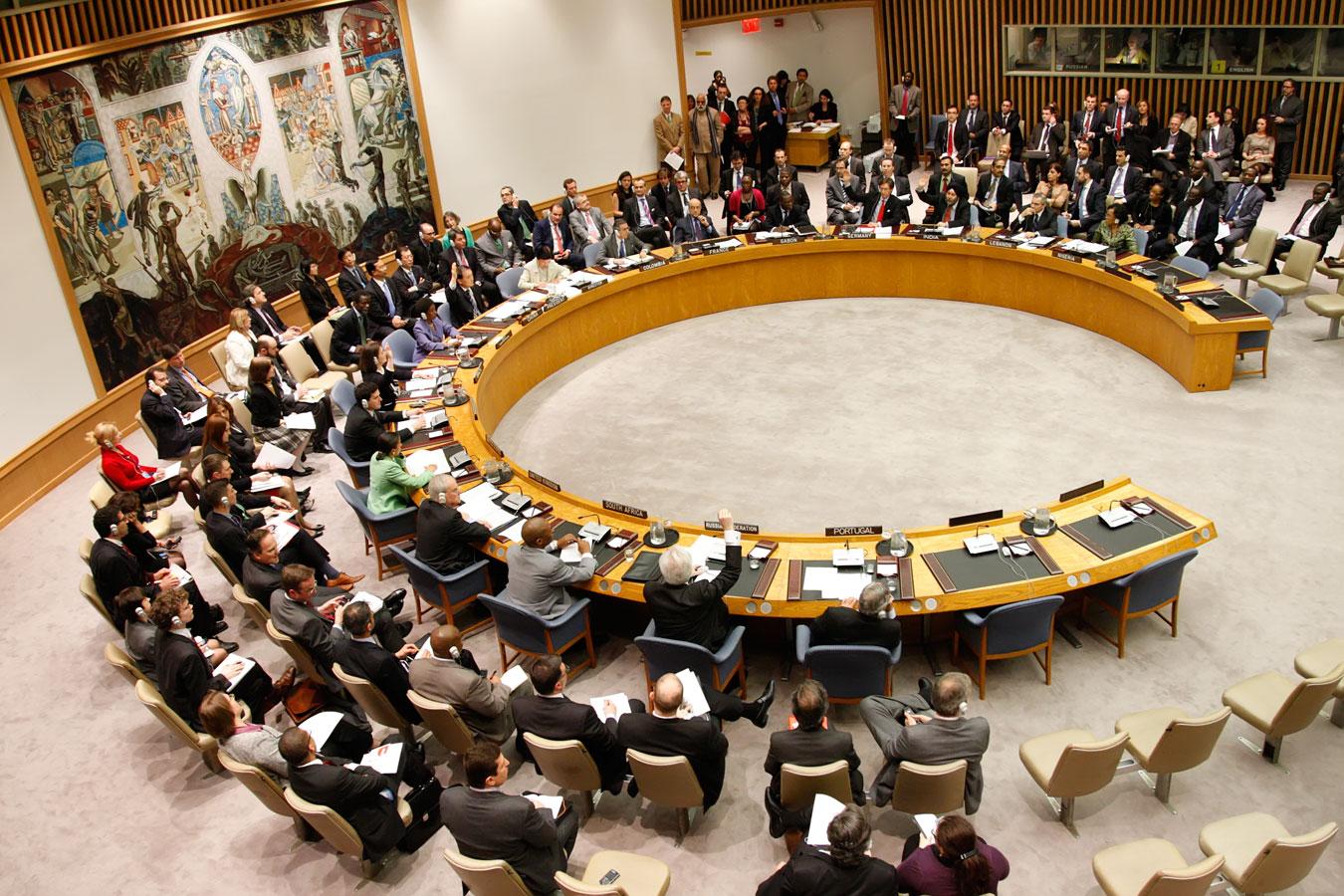 Украина требует реформировать Совбез ООН