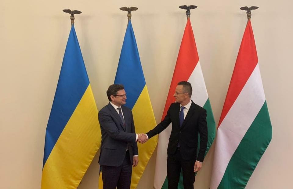 Украина ожидает в июле визит премьер-министра Венгрии Орбана