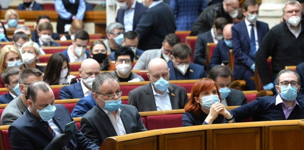 """Молчаливые депутаты:  почти 60 """"слуг народа"""" ни разу не выступили в Раде..."""
