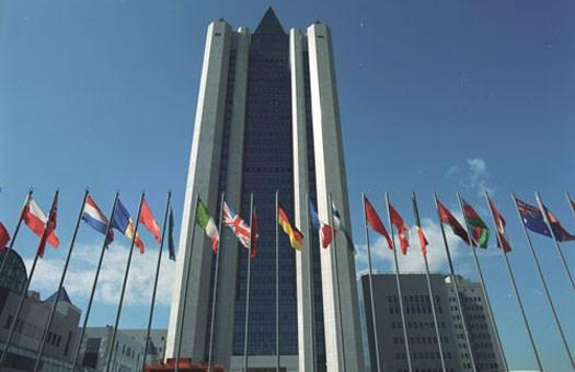 Газпром на 5% увеличит инвестпрограмму на 2010 год