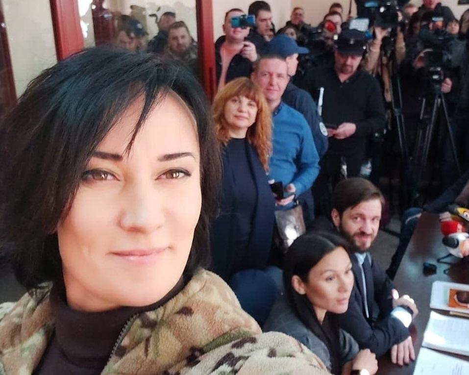 Суд обязал Марусю Зверобой носить электронный браслет