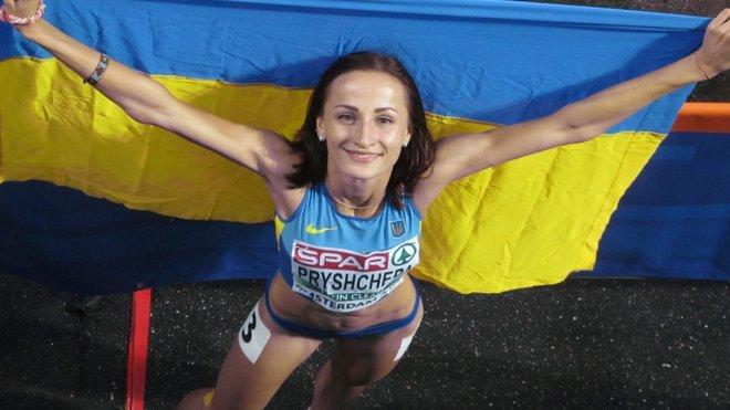Ведущая украинская легкоатлетка дисквалифицирована на 20 месяцев за упот...