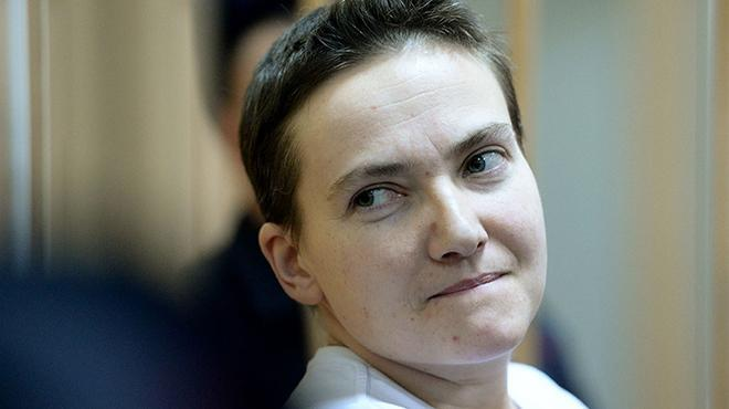Савченко не получит премию Сахарова