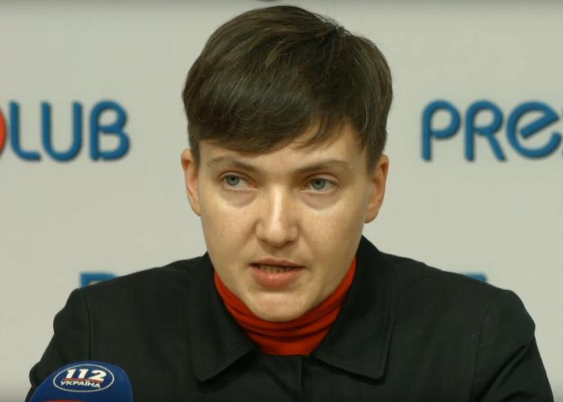 Савченко в СИЗО посетили врачи