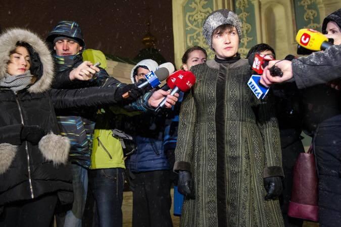 Безсмертный: Кремль использует Савченко для дестабилизации в Украине