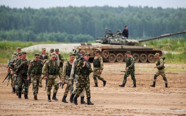 Путин поручил провести внезапную проверку войск на границе с Украиной