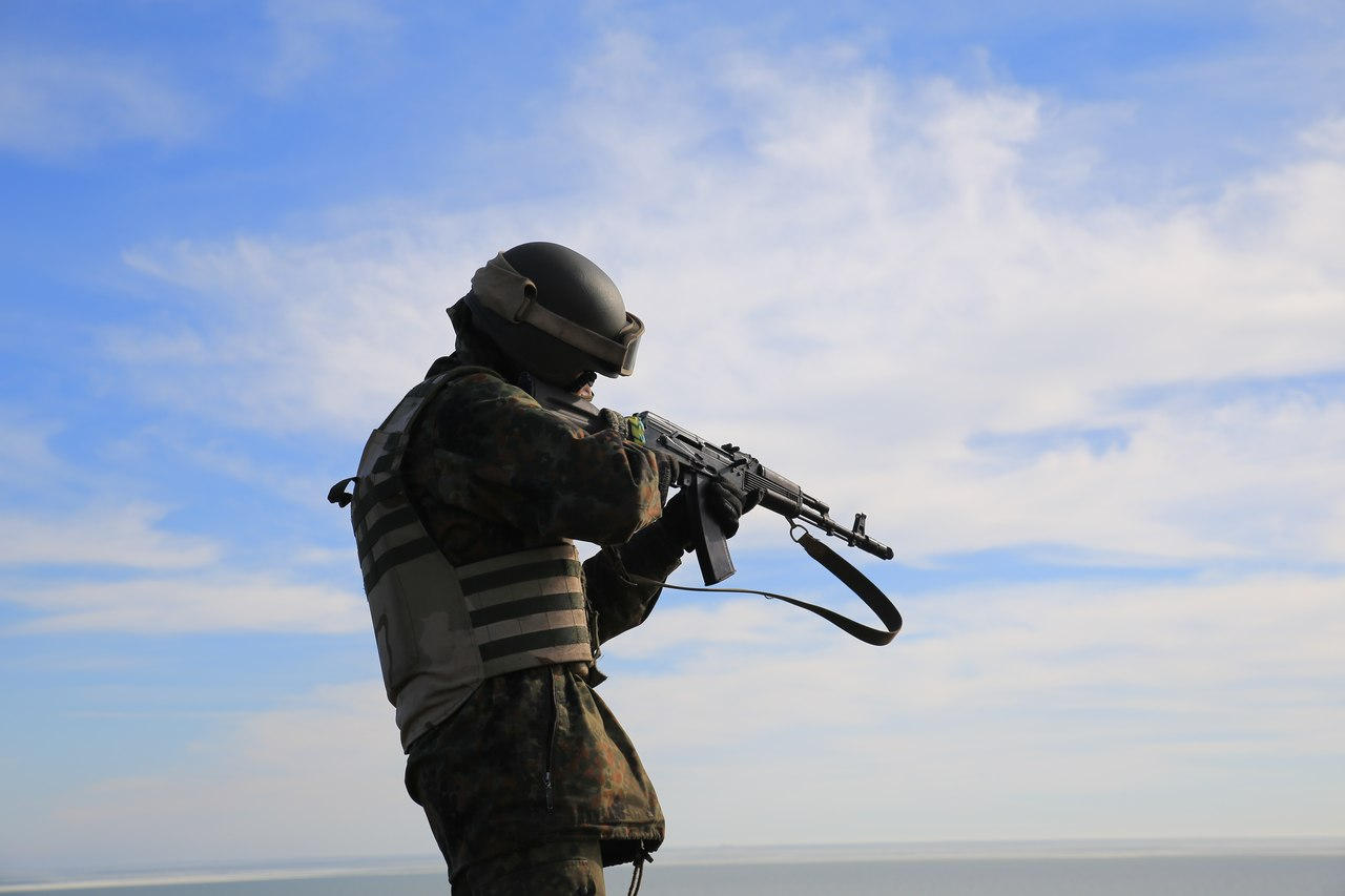 АТО: боевики стреляли из тяжелой артиллерии возле Водяного