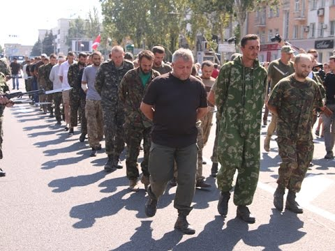 """Террористам """"ДНР"""" сообщили о подозрении за """"парад пленных"""" в оккупирован..."""