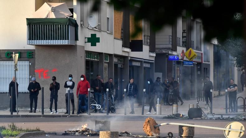 Разборка в Дижоне. Как чеченская и арабская диаспоры превратили французс...