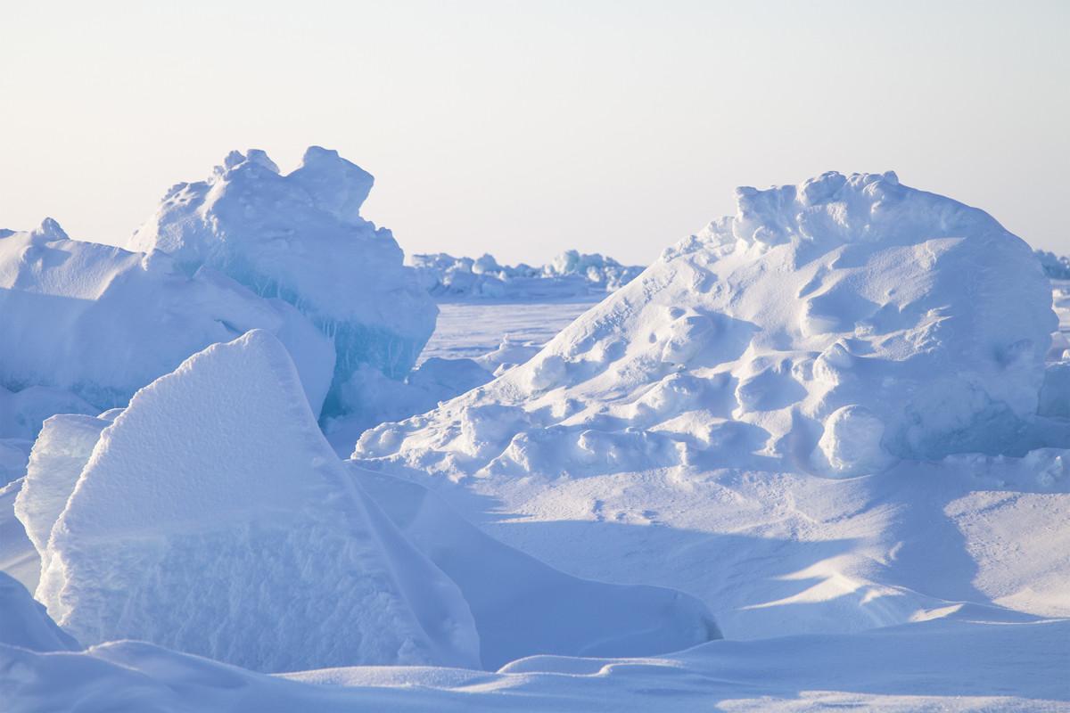 Таяние льдов в Арктике обойдется человечеству в $70 трлн