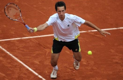 Теннис: Стаховский выиграл турнир в Санкт-Петербурге