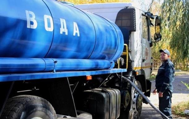 На Донбассе без воды остаются 4 населенных пункта