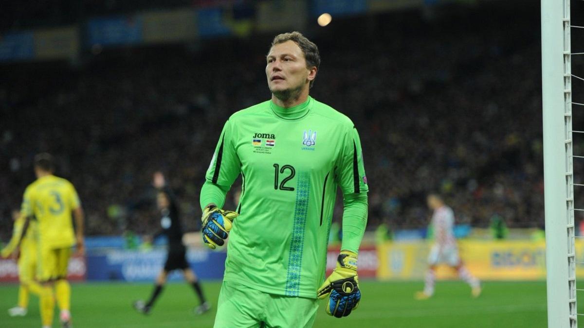 В символическую сборную отбора к Евро-2020 попал один футболист сборной...