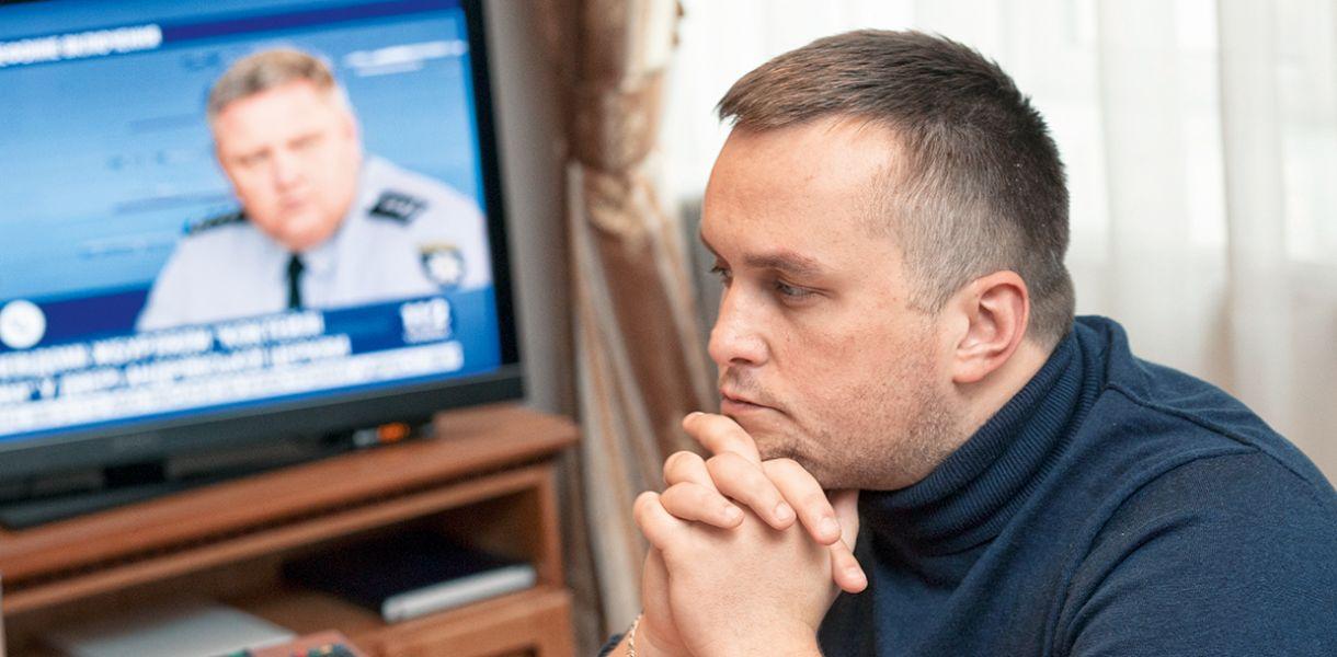 Холодницкий заявил, что не даст обливать грязью САП и переводить стрелки