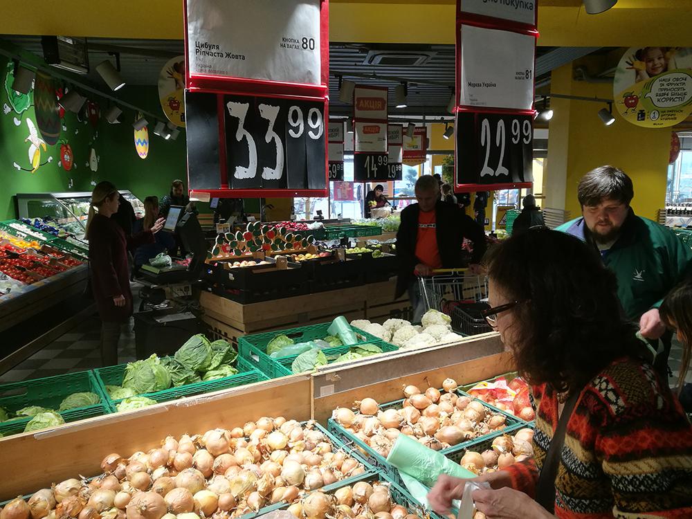 Злой лук. 7 причин, почему отечественные овощи стоят дороже импортных фр...