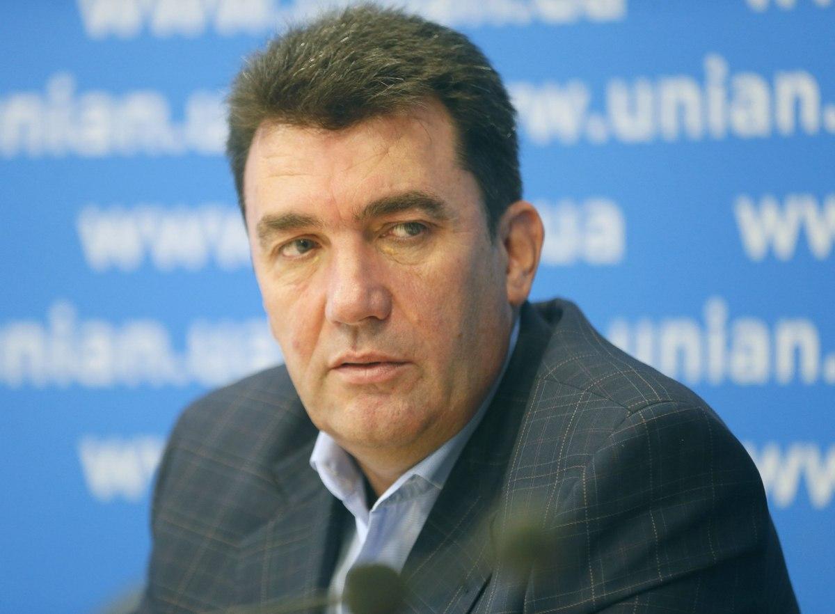 Секретарь СНБО исключает поставки воды в аннексированный Крым