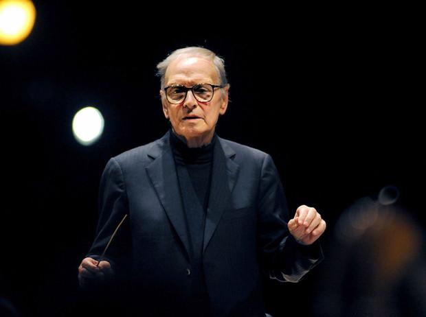 Умер итальянский композитор Эннио Морриконе, автор более 400 композиций...