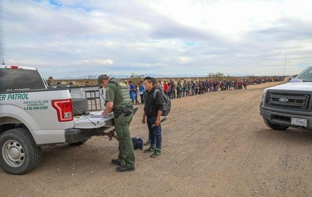 Сотни мигрантов пробрались в США благодаря подкопу на границе