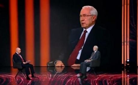 """Телеканал """"НАШ"""" оштрафовали за интервью Гордона с Азаровым"""