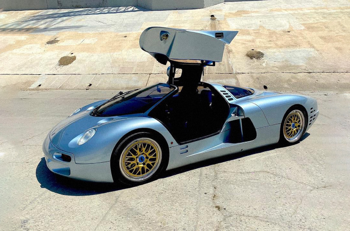 Суперкар Isdera из культовой игры Need For Speed всплыл в США после продажи с аукциона