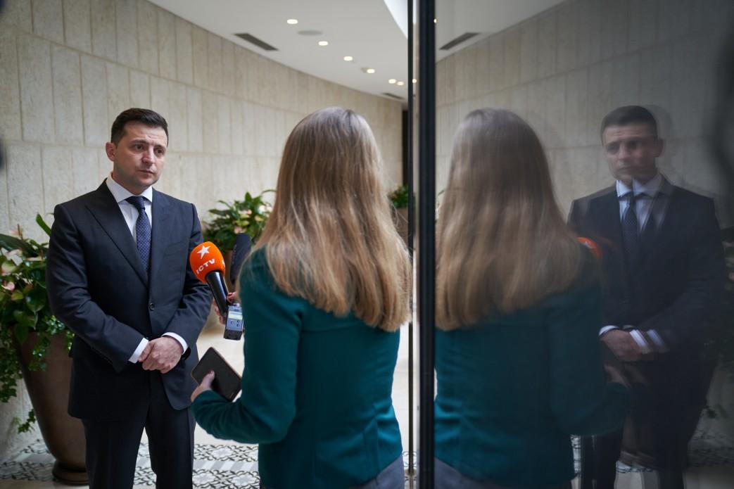 Зеленский сообщил о переговорах с РФ об обмене пленными