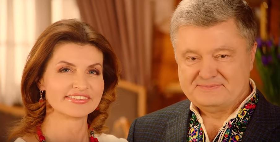 Порошенко в последний раз на посту президента поздравил украинцев с Пасх...