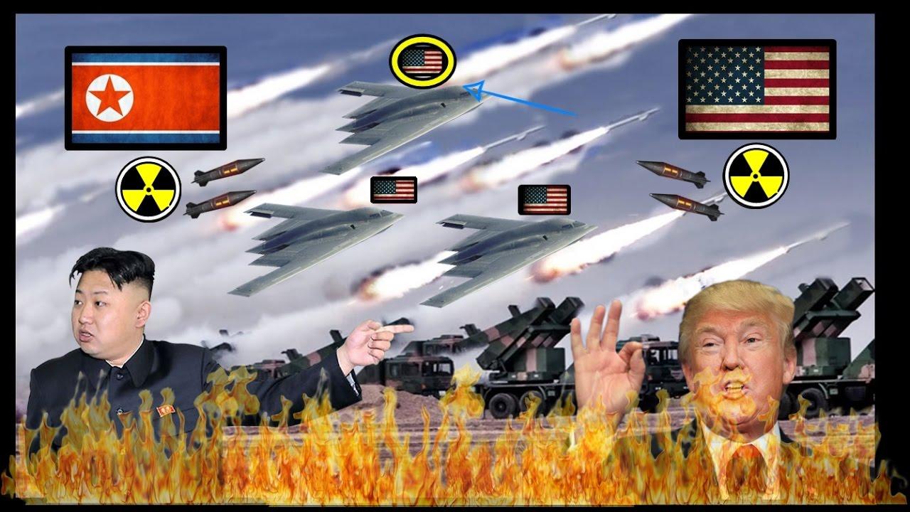 Пентагон и КНДР разработали детальные планы нанесения взаимных ударов