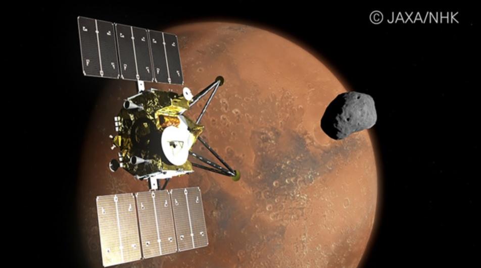 Запечатлеть во всей красе. Япония собирается отправить к Марсу камеру с...