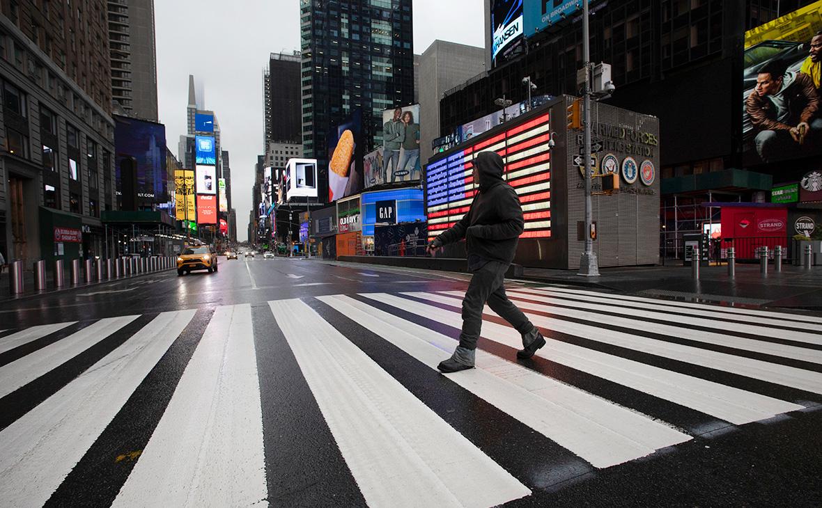 Борьба с пандемией в США: в штате Нью-Йорк решили тестировать на коронав...