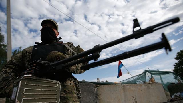 В Луганской области мирная жительница погибла в результате стрельбы со с...