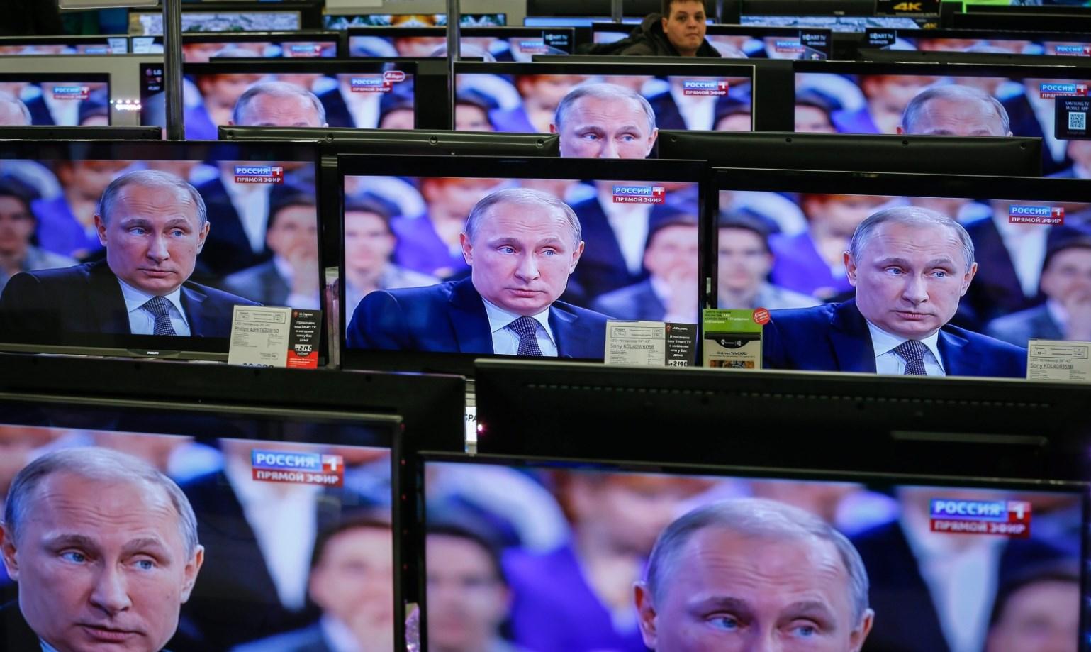 В Минкульте планируют ударить по российскому манипулятивному контенту