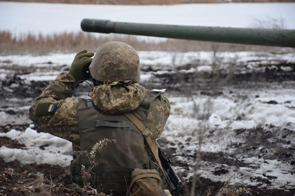 Бой на линии разграничения закончился, есть погибший, – штаб ООС