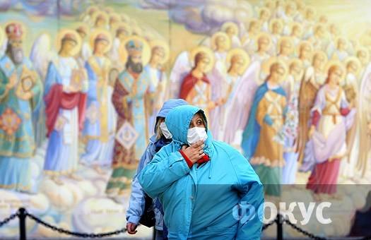 В Киеве жертвами свиного гриппа стали 18 человек