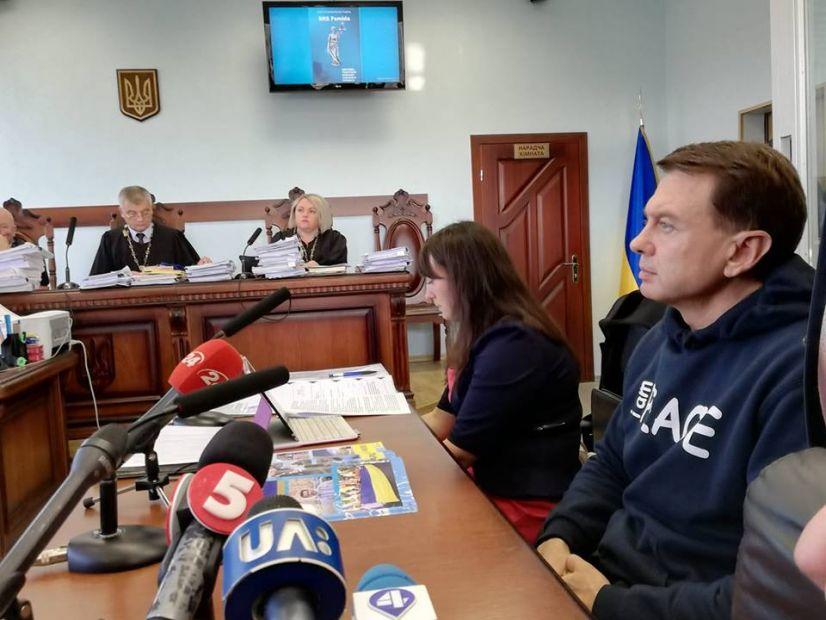 Суд продлил арест Нагорному