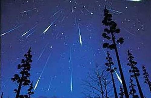 Жители Земли увидят самый сильный звездопад десятилетия