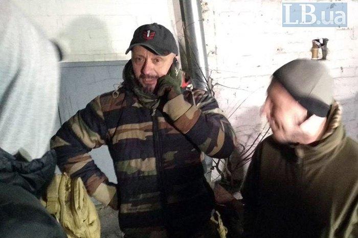 Рок-музыкант Андрей Антоненко рассказал, что ему вменяют организацию уби...
