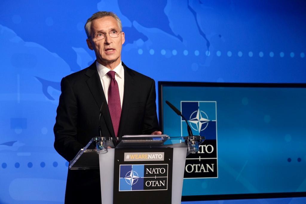 """НАТО требует от России рассекретить программу """"Новичок"""""""