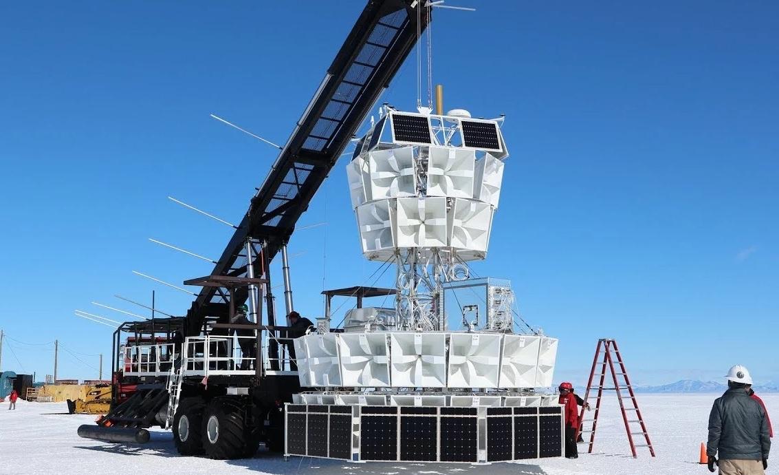 Ученые объяснили аномалии в Антарктиде, опровергнув их связь с параллель...