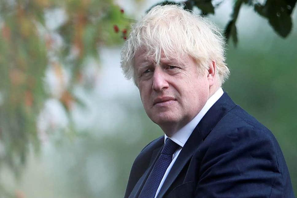 The Times сообщила, что Джонсон может уйти в отставку из-за здоровья. Вл...