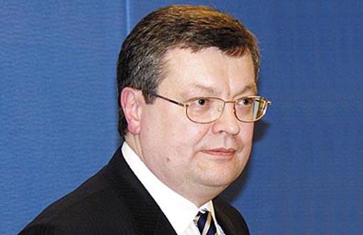 Грищенко опроверг возможность введения виз между Украиной и Россией