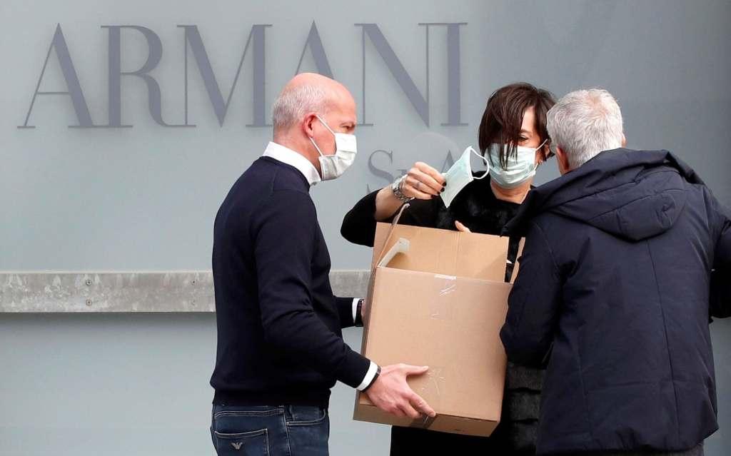 Коронавирус и светская жизнь в Италии: Ла Скала закрыта, Армани отменил...