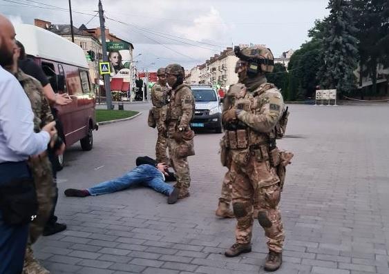 Луцкий террорист был под наблюдением правоохранителей, – Нацполиция