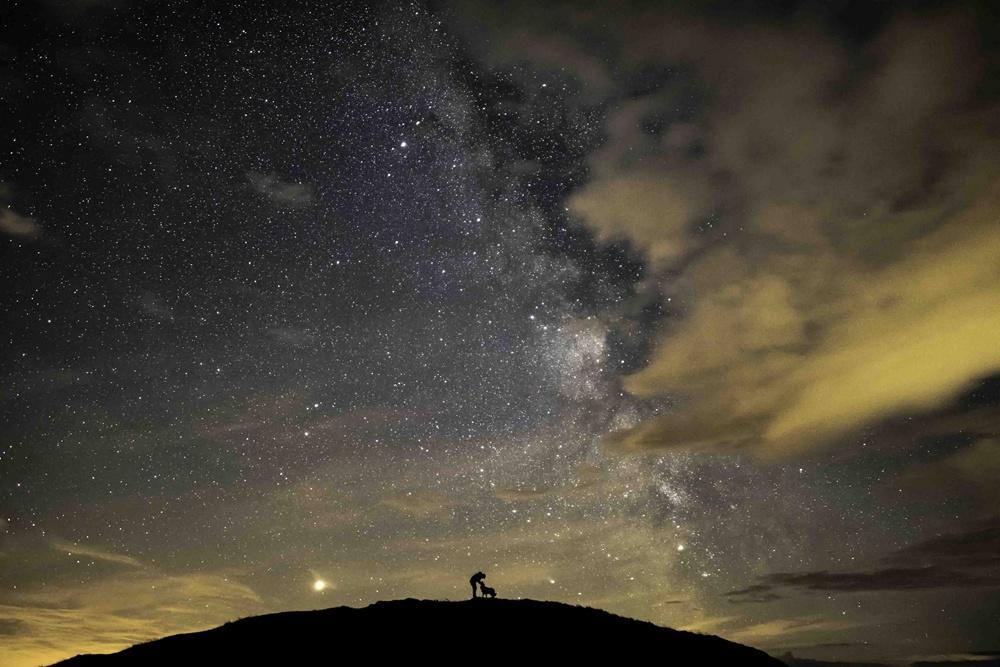 По Гринвичу. Знаменитая британская обсерватория выбрала лучшие астрономи...