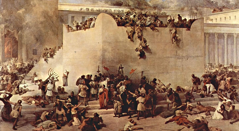 Археологи нашли доказательства события, описанного в Библии