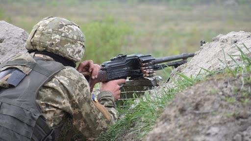 Ситуация на Донбассе: шесть обстрелов, погиб украинский военный
