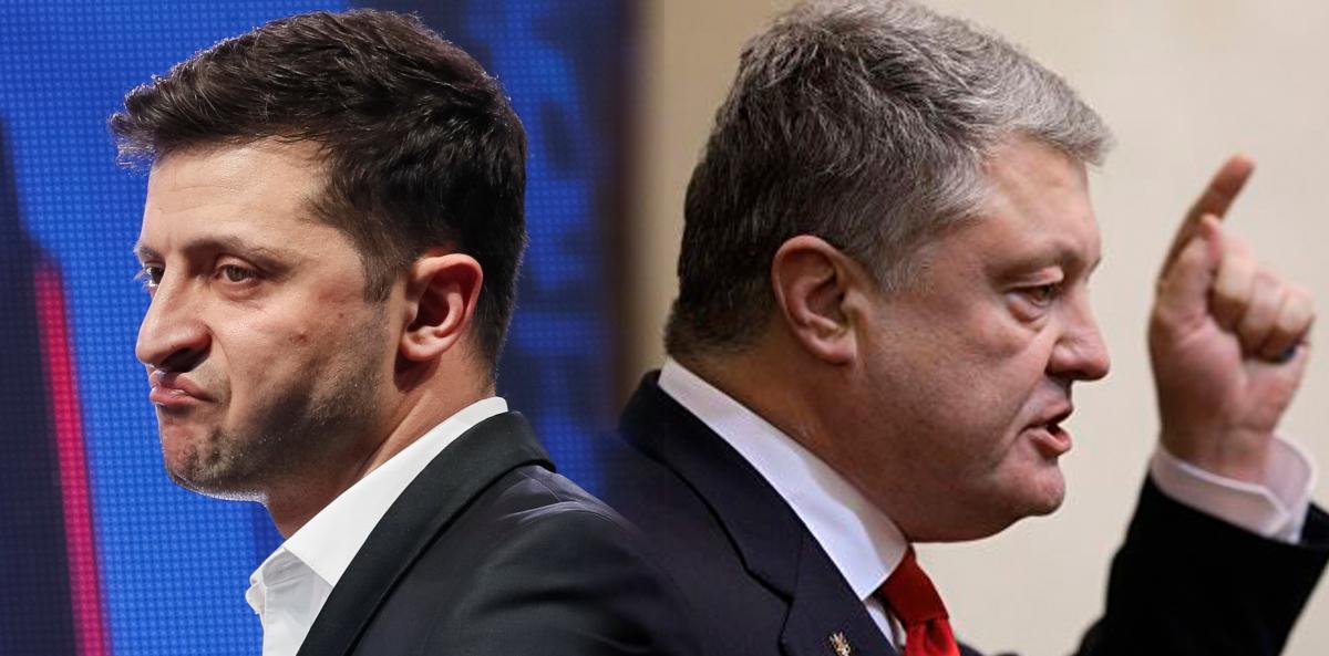 Немцы и англичане просят билеты на дебаты Порошенко и Зеленского